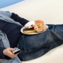 Crianças obesas podem apresentar problemas de saúde e de relacionamento